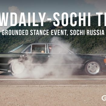 Lowdaily — Sochi trip, Grounded Stance Event.