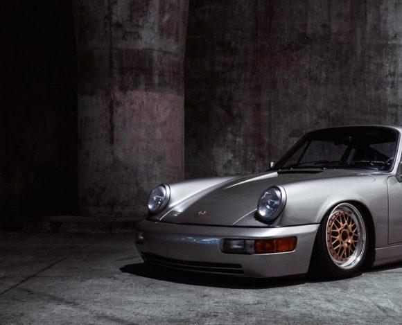 Jason Mendieta's 1989 Porsche Carrera 4 (964)