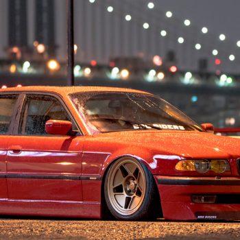 Ratride — BMW E38 740i — Fifteen52