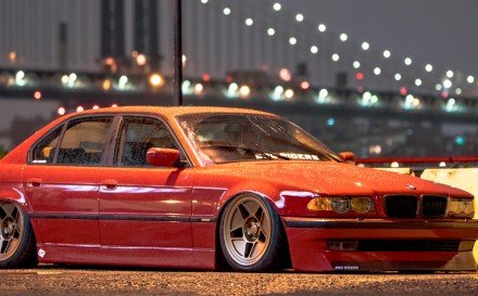 Rat4life - BMW E38 740i - Fifteen52