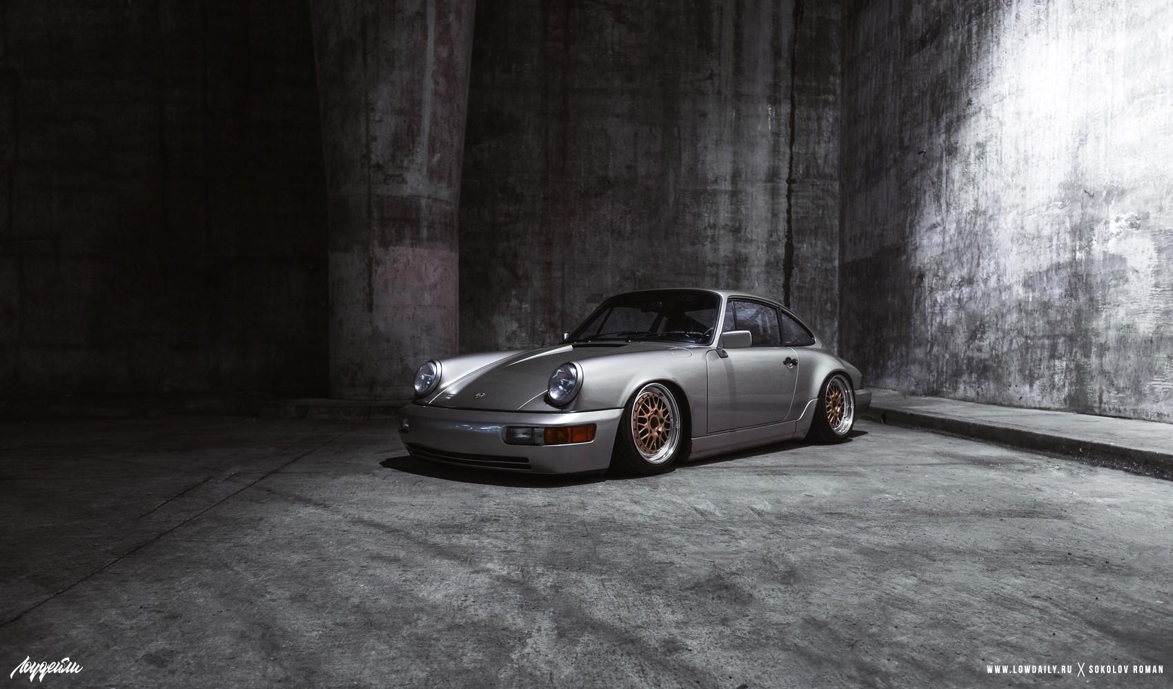 1989 Porsche Carrera 4 (964) DSCF3265