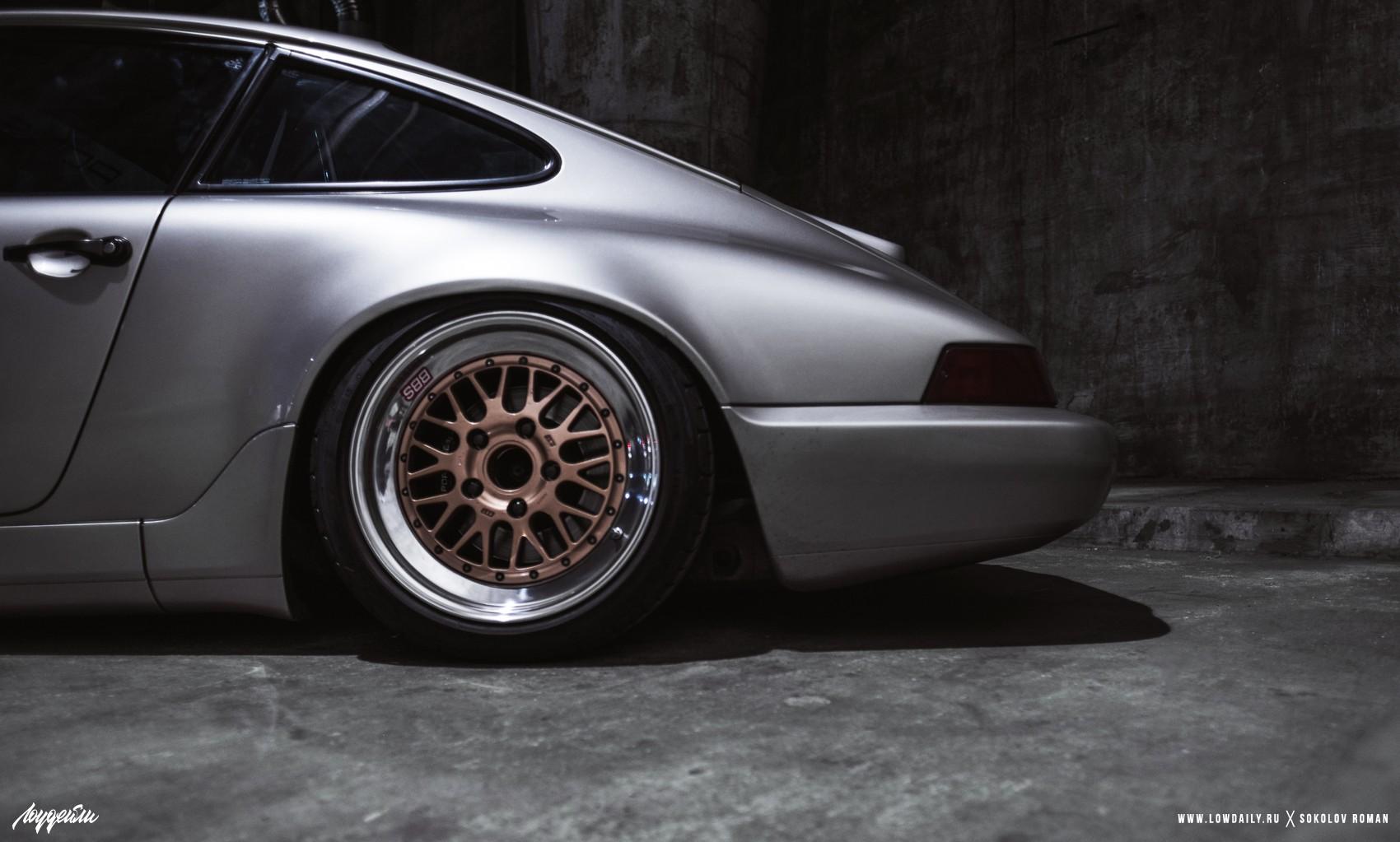 1989 Porsche Carrera 4 (964) DSCF3281