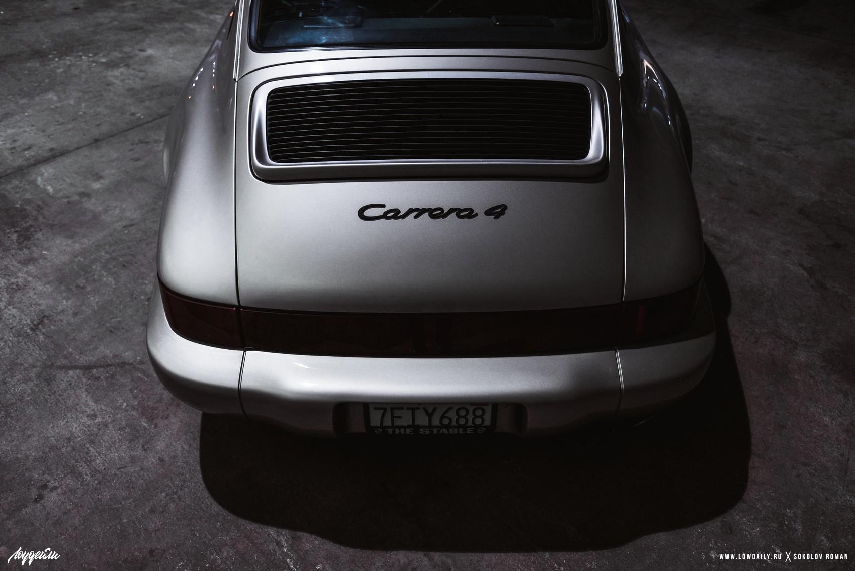 1989 Porsche Carrera 4 (964) DSCF3289