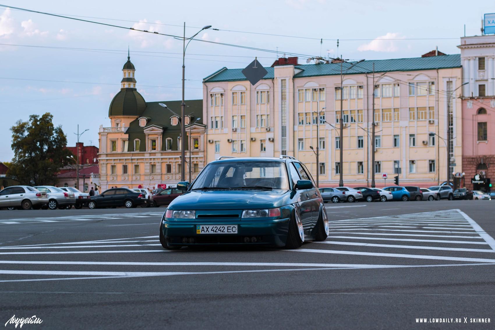 Lada ВАЗ-2111 IMG_9498