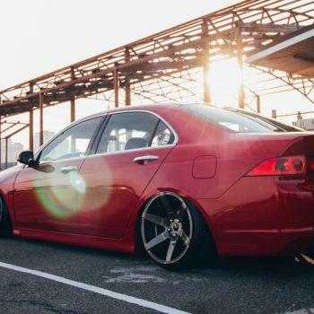 Honda Accord — Air
