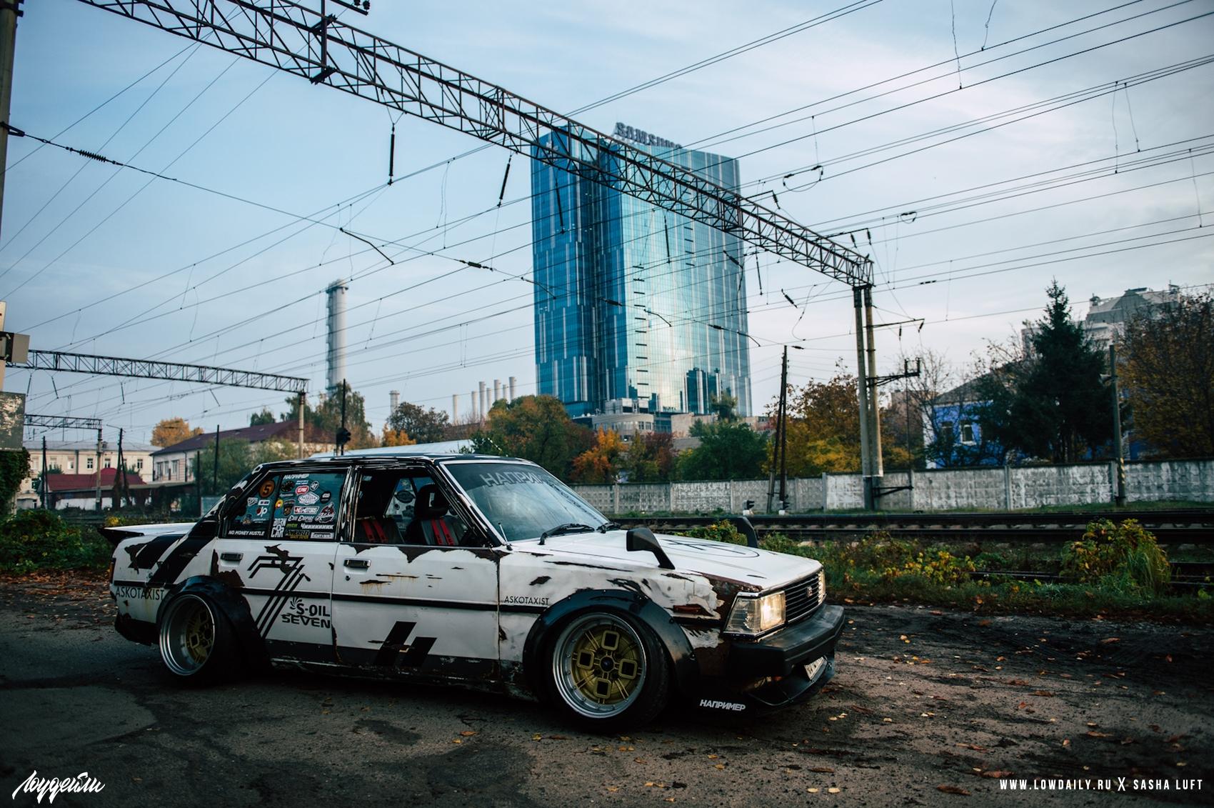 Toyota Corolla KE70 '82 LUF_2130