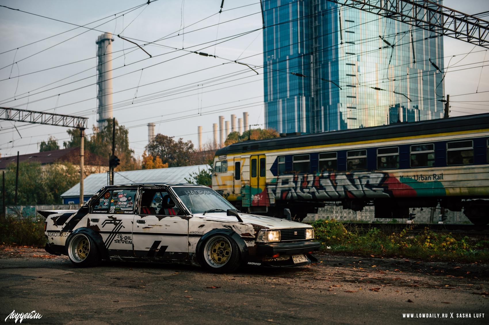 Toyota Corolla KE70 '82 LUF_2144