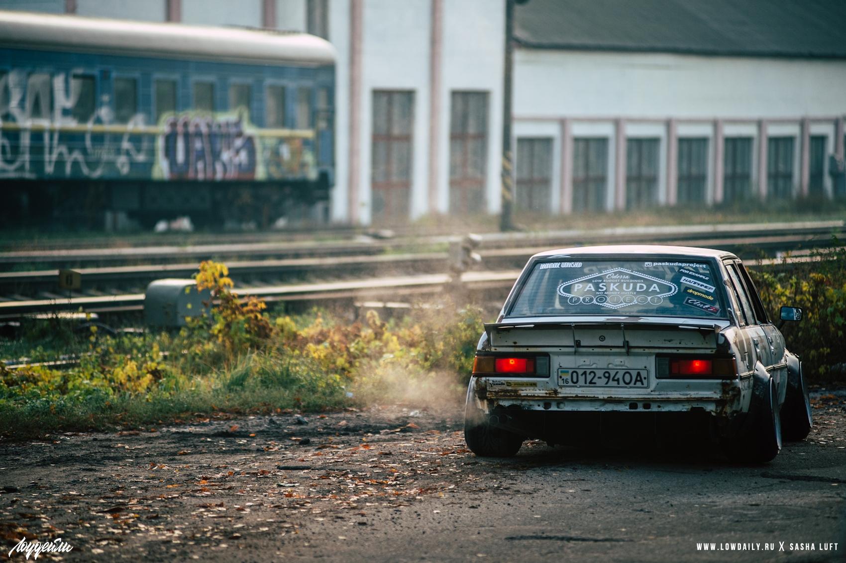 Toyota Corolla KE70 '82 LUF_2171