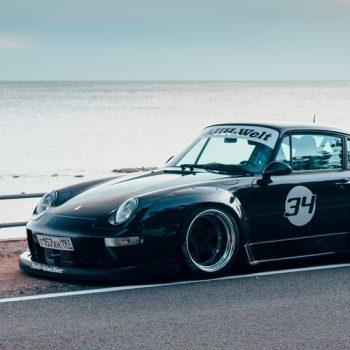 Porsche RWB 993 — Bagheera