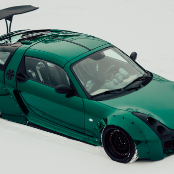 SMART Roadster — Static — Widebody
