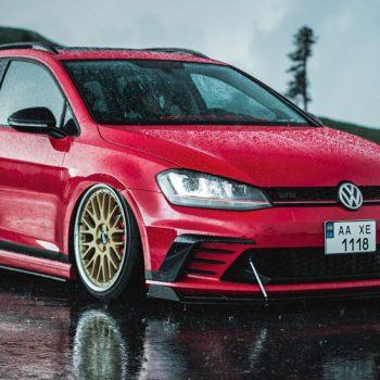 Volkswagen Golf 7 — Sportwagen