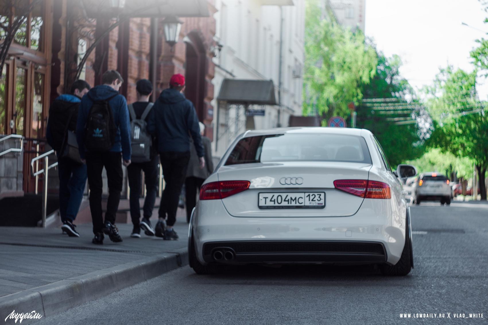 Audi A4  IMG_8768