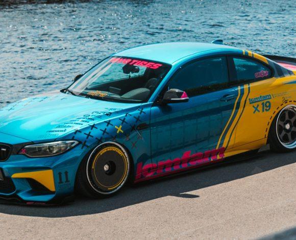 BMW M2 — Low Cars Meet
