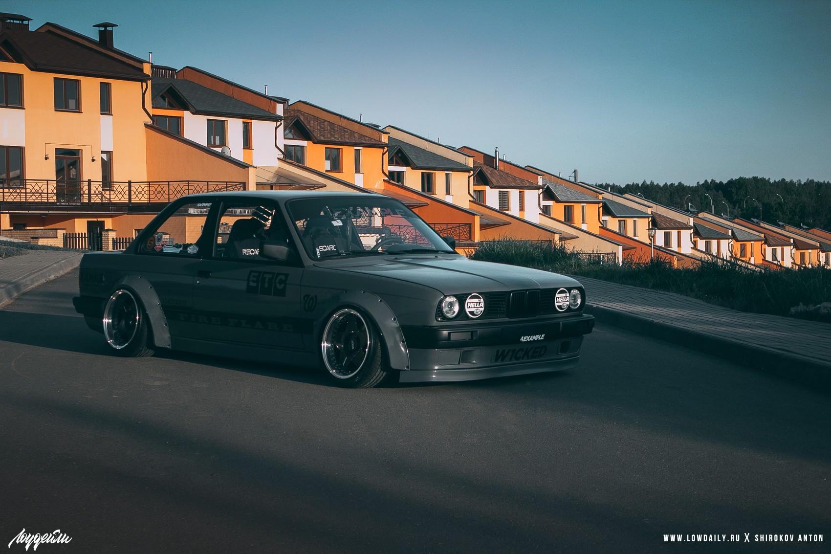 BMW E30 - Static Odessa