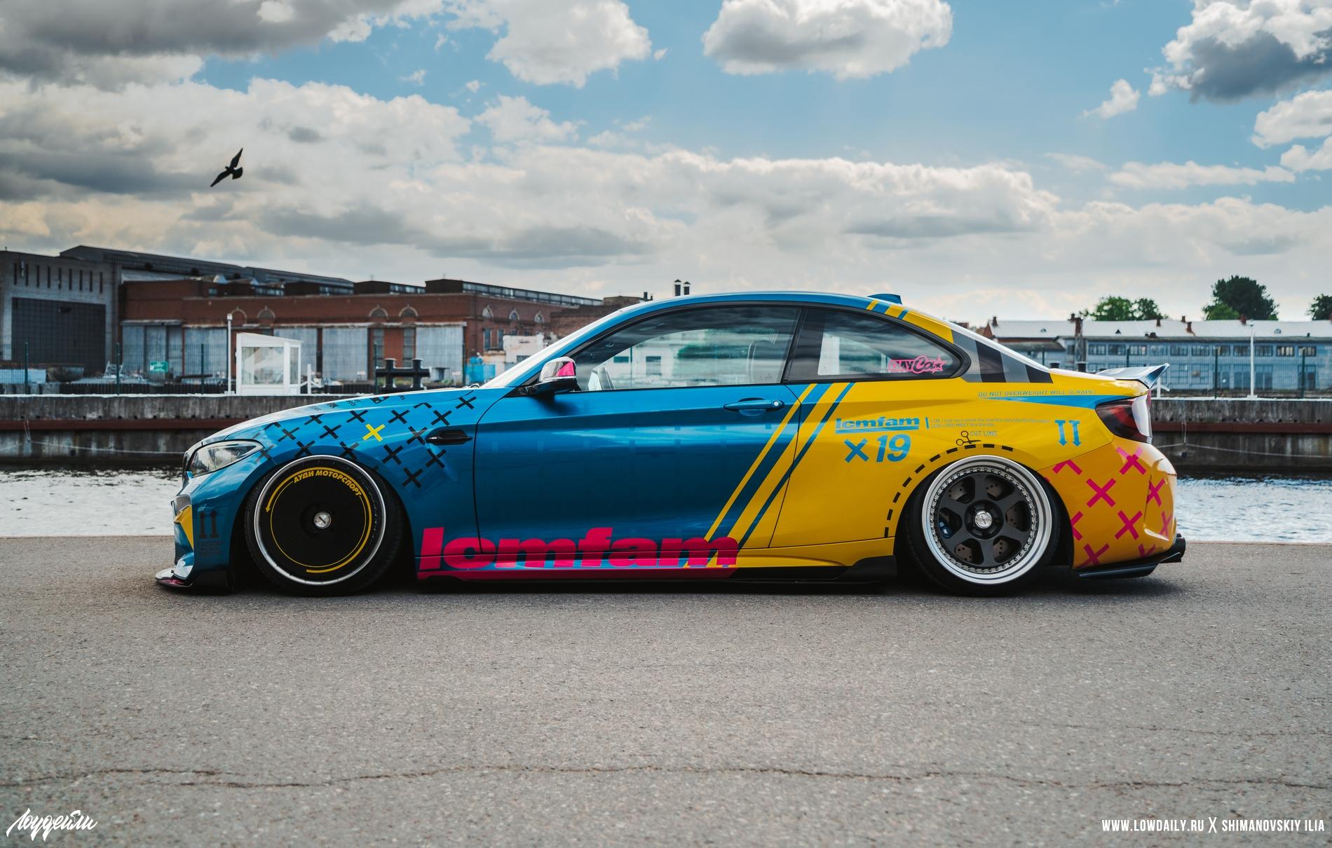 BMW M2 Low Cars Meet DSC04939
