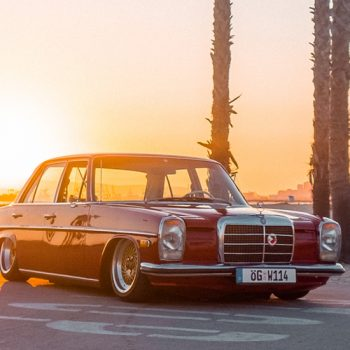 1972 Mercedes-Benz 250 — Chassis- W114