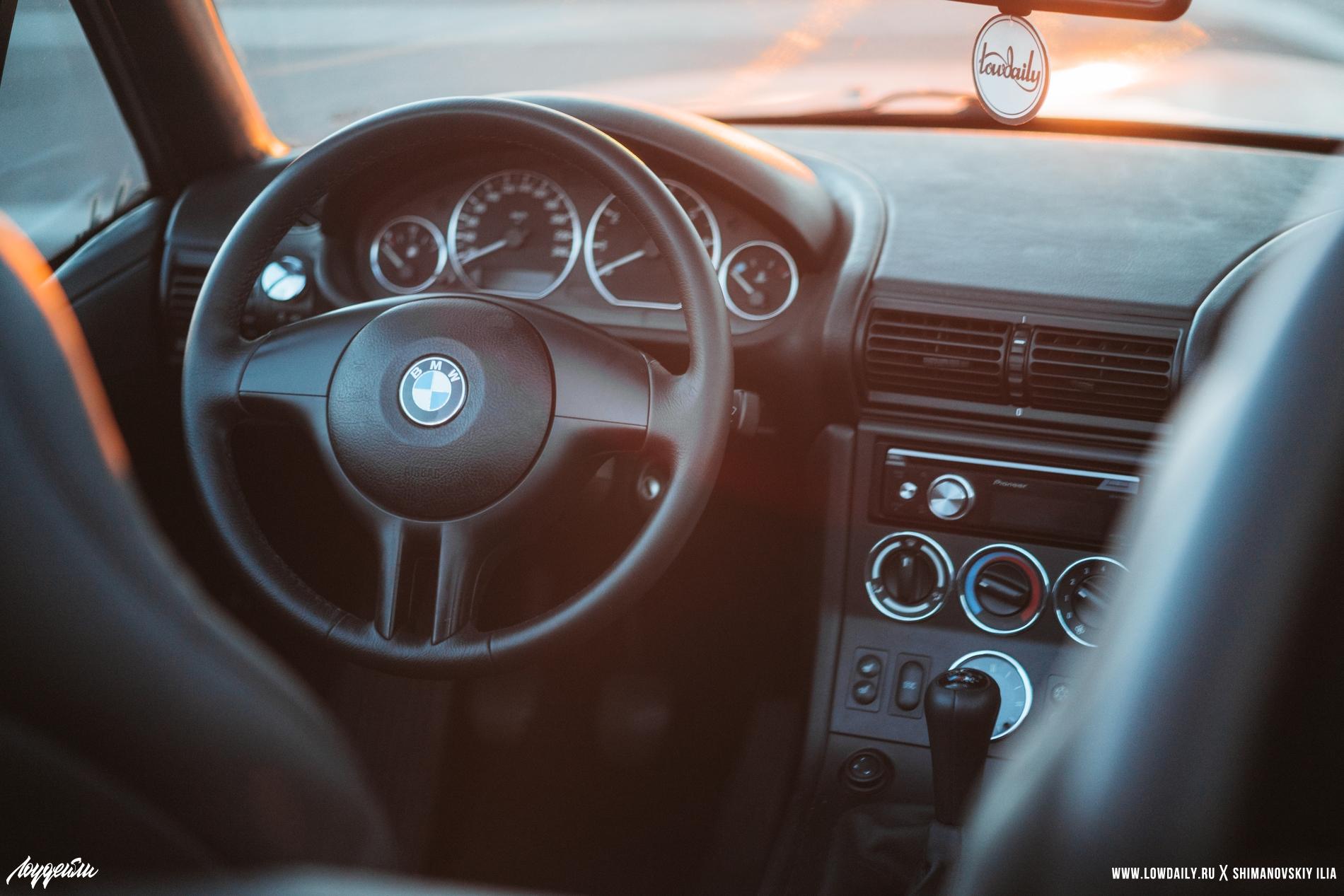 BMW Z3 Roadster DSC04749