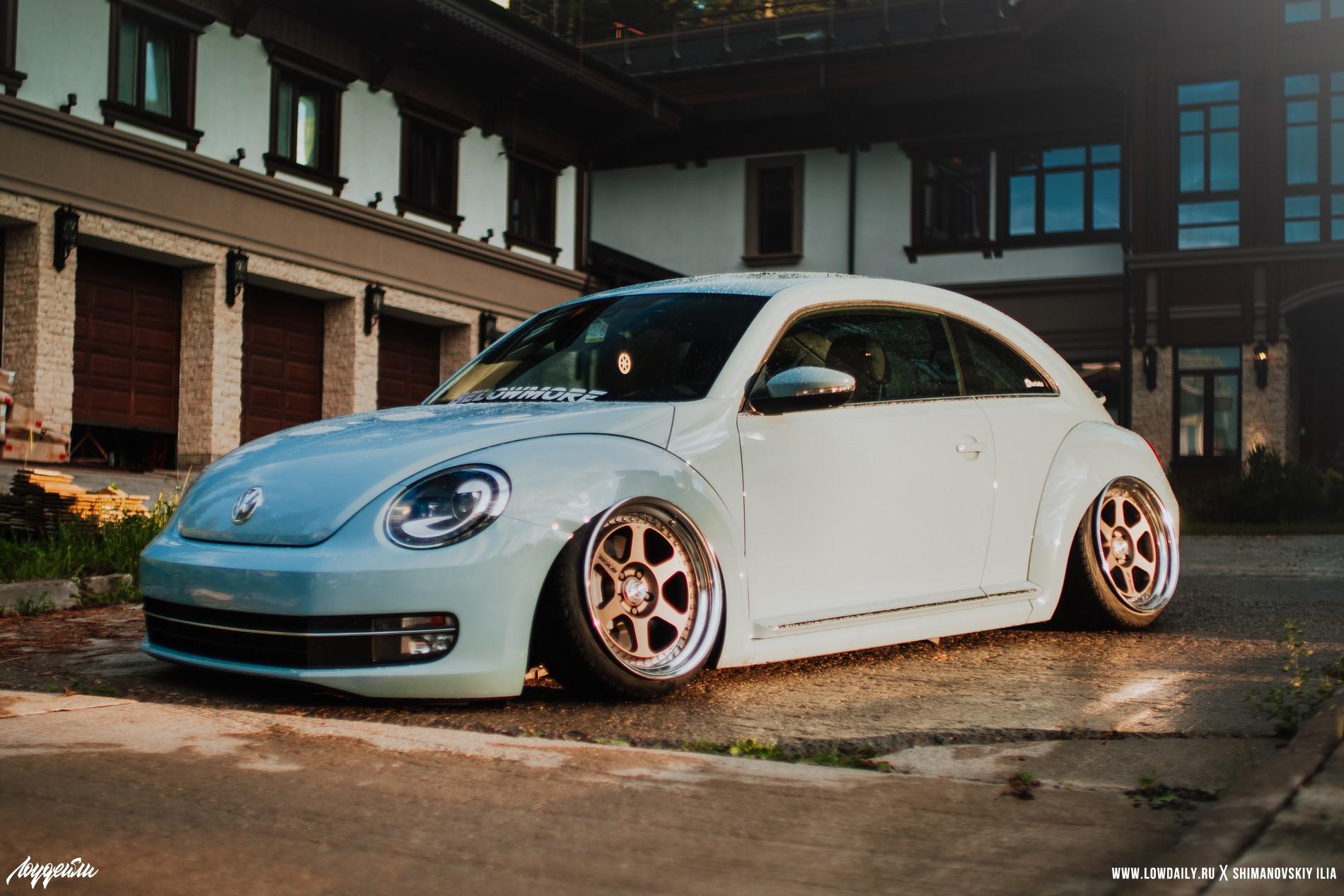 Volkswagen Beetle - BELOWMORE DSC04791