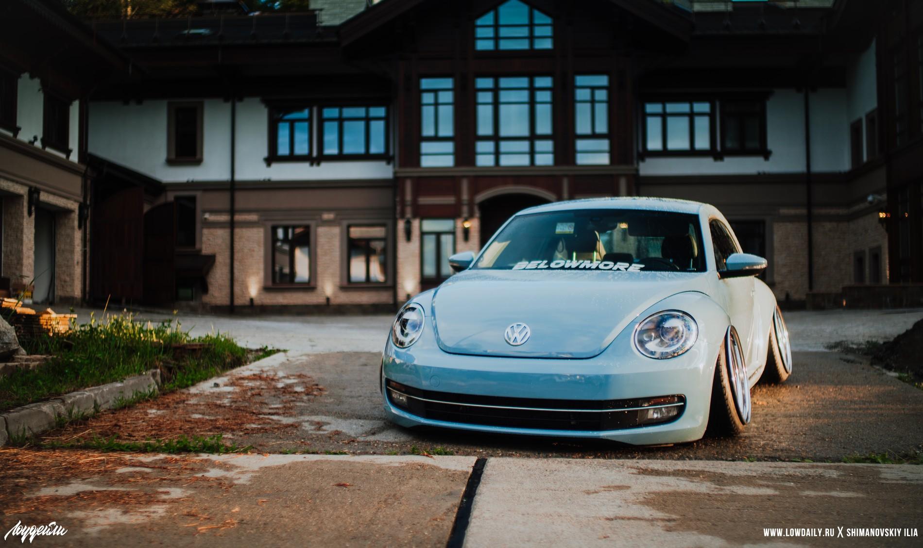 Volkswagen Beetle - BELOWMORE DSC04852