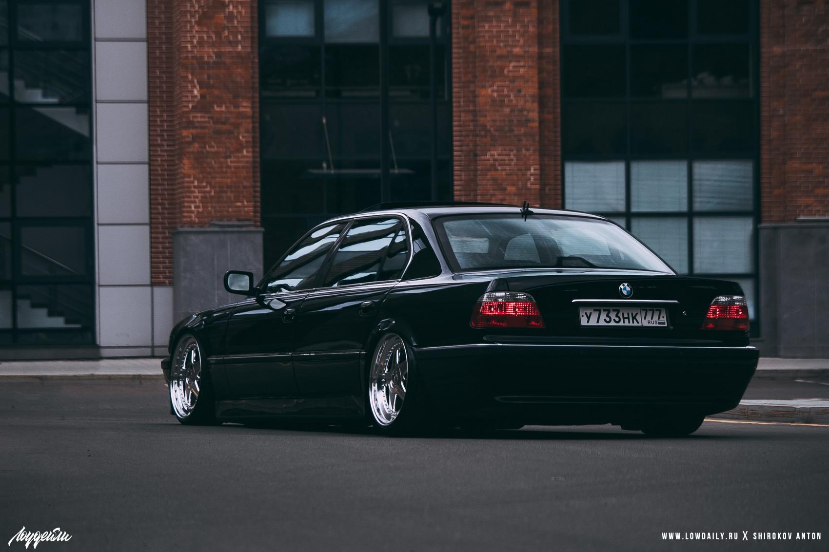 BMW 7-Series E38 - Long
