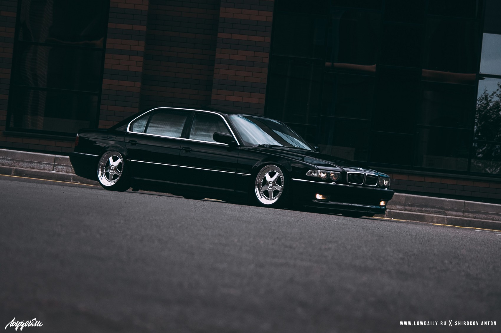 BMW E38 Lowdaily _MG_7007