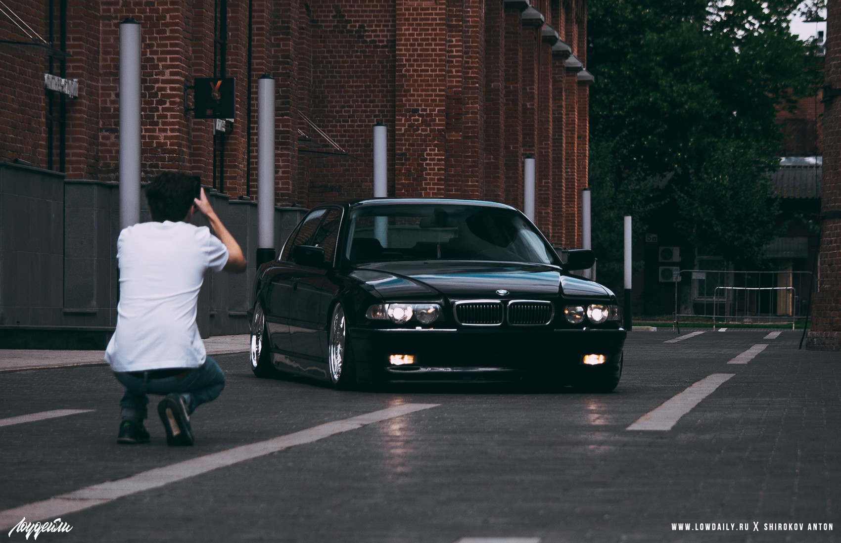 BMW E38 Lowdaily _MG_7055