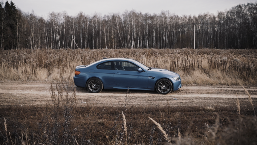 BMW M3 — почти идеальный салон