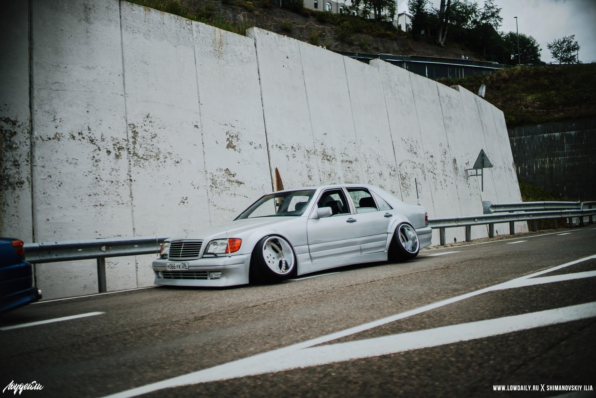 Mercedes-Benz W140 - VIP ♠️ STANCE