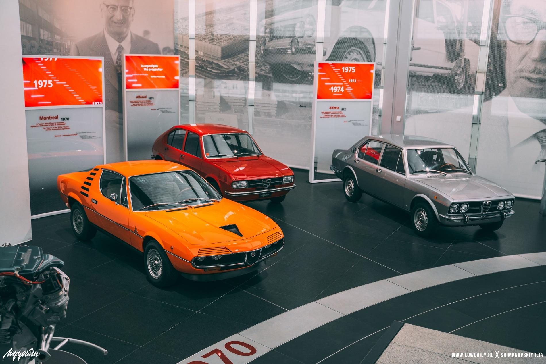 Alfa-Romeo museum Italy DSC01930