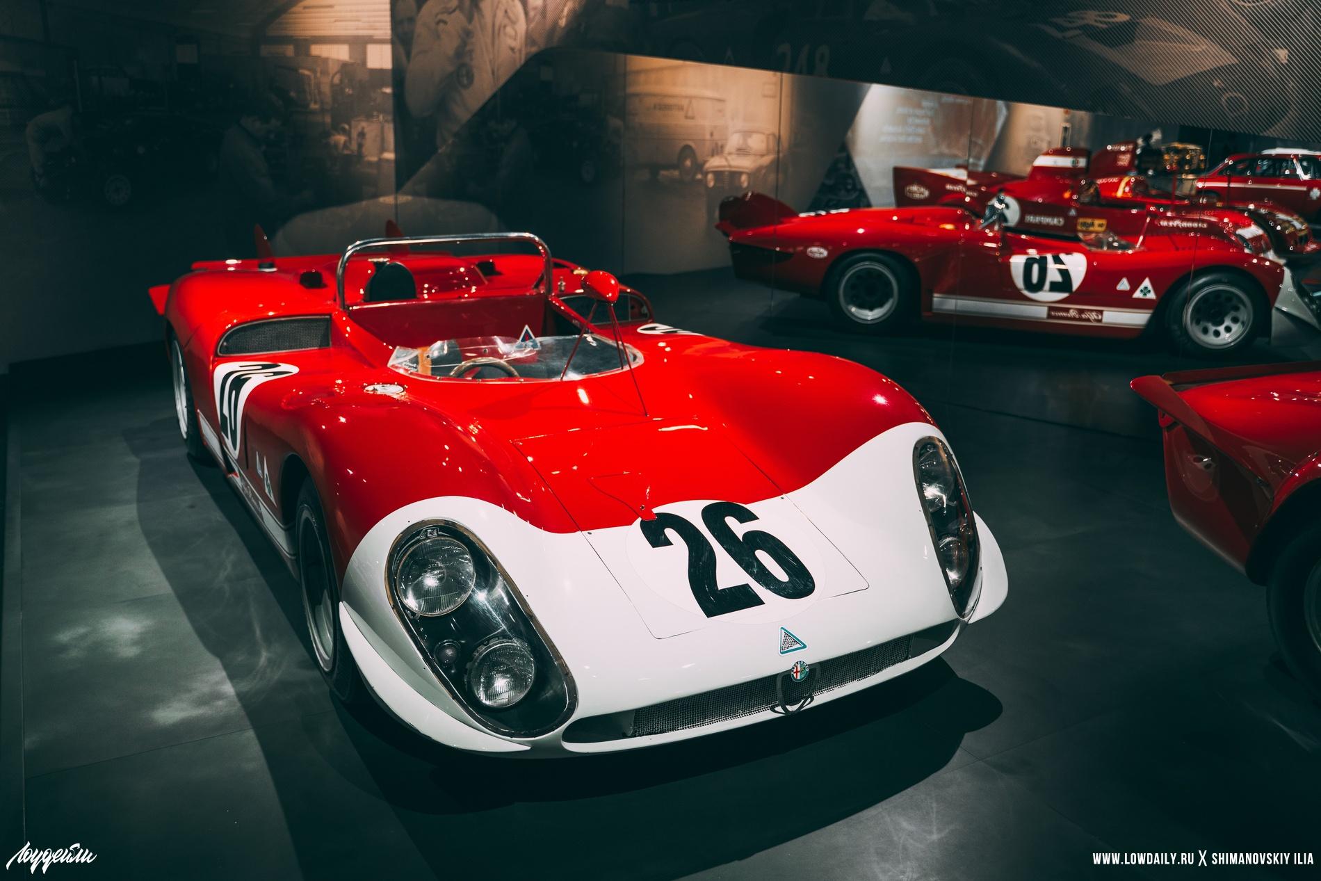 Alfa-Romeo museum Italy DSC01969