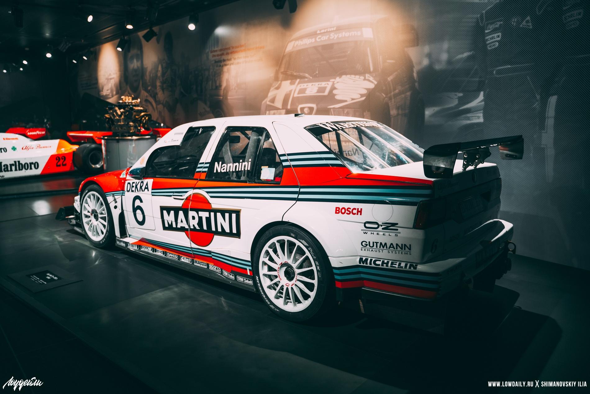 Alfa-Romeo museum Italy DSC01983