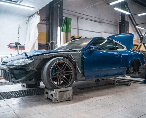 Nissan Silvia — Vertex Edge Custom