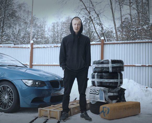 BMW M3 E92 — идеальный интерьер