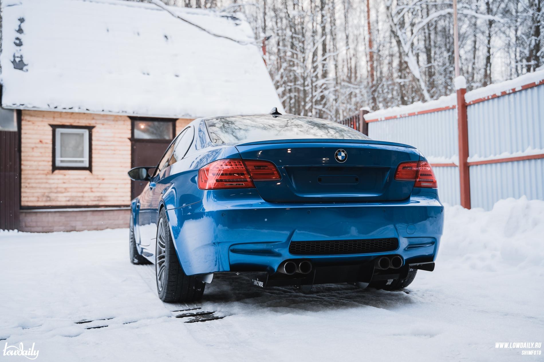 BMW M3 E92 Te37DSC05248