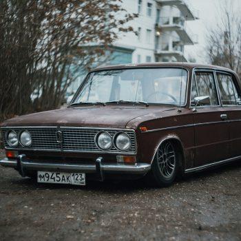 Жигули 2103 — 1975 — Bagged