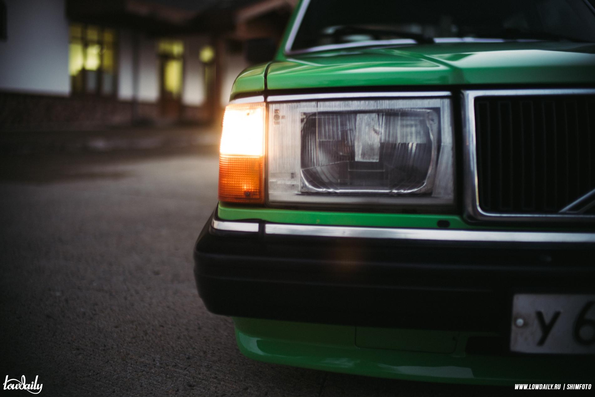 Volvo 240 — Impul Silhouette DSC04943