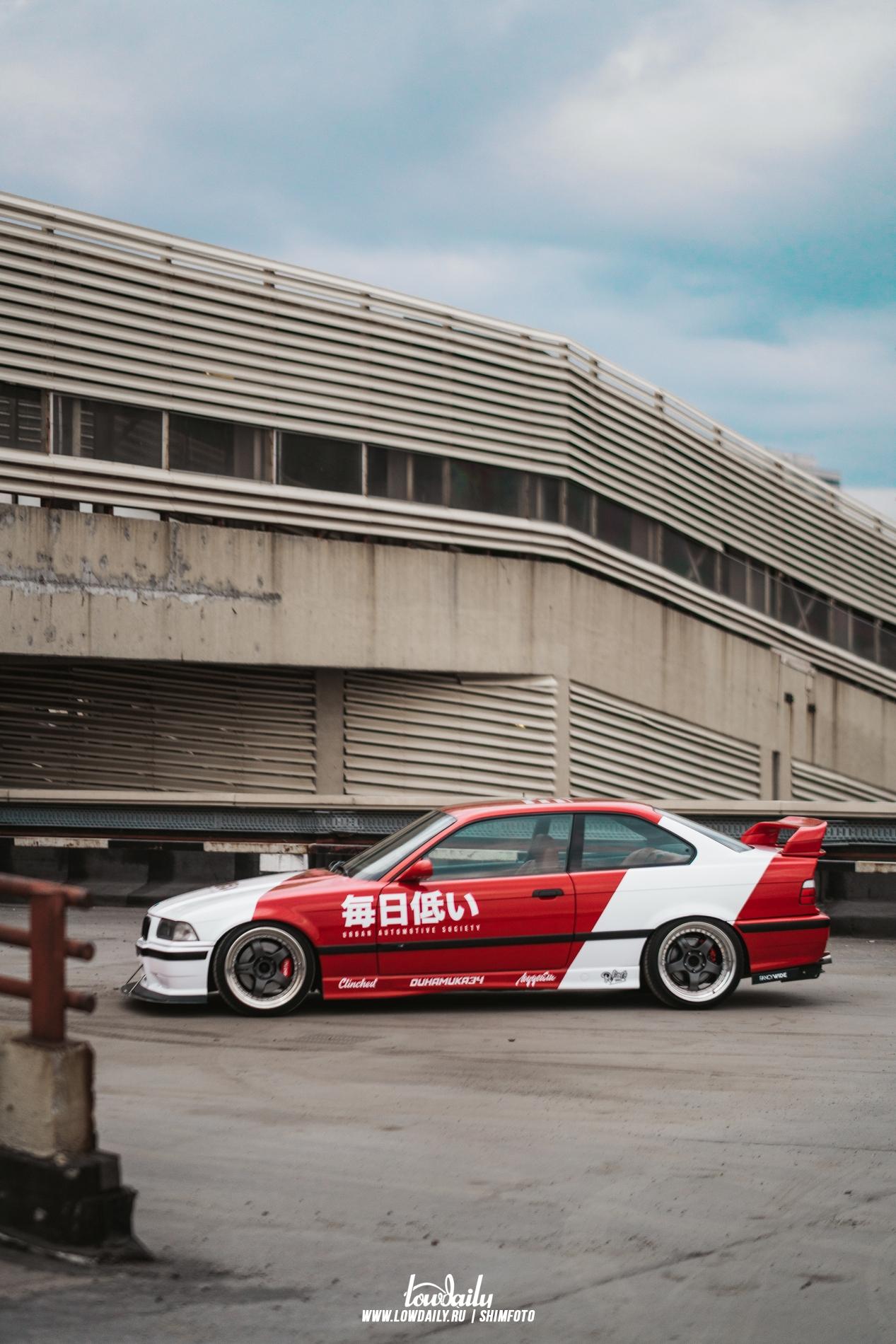 BMW E36 — Twinturbo 2JZ GTE DSC02852