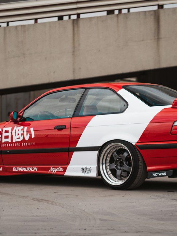 BMW E36 — Twinturbo 2JZ GTE
