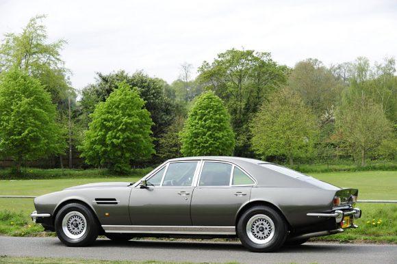 Aston Martin Lagonda 1974