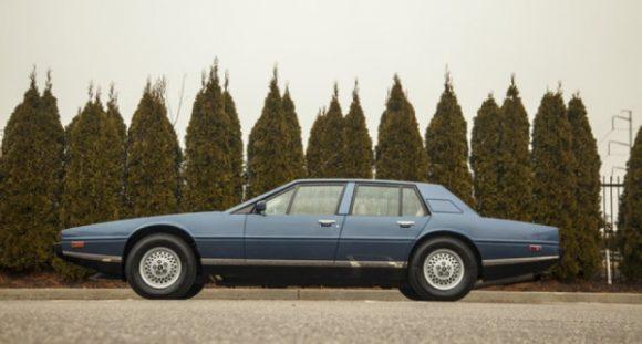 Aston Martin Lagonda 1976-1987