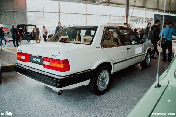 Volvo 780 Bertone Coupe