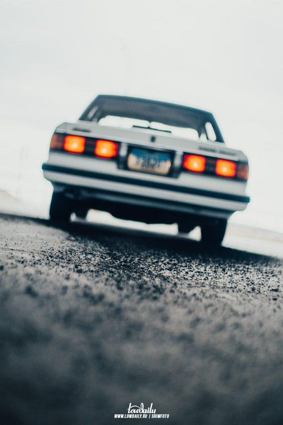 1UZ FE Burnout - Toyota Chaser V8