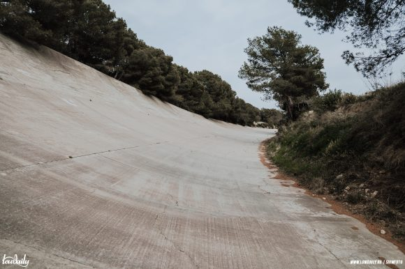 Autodromo Sitges - Terramar - Video