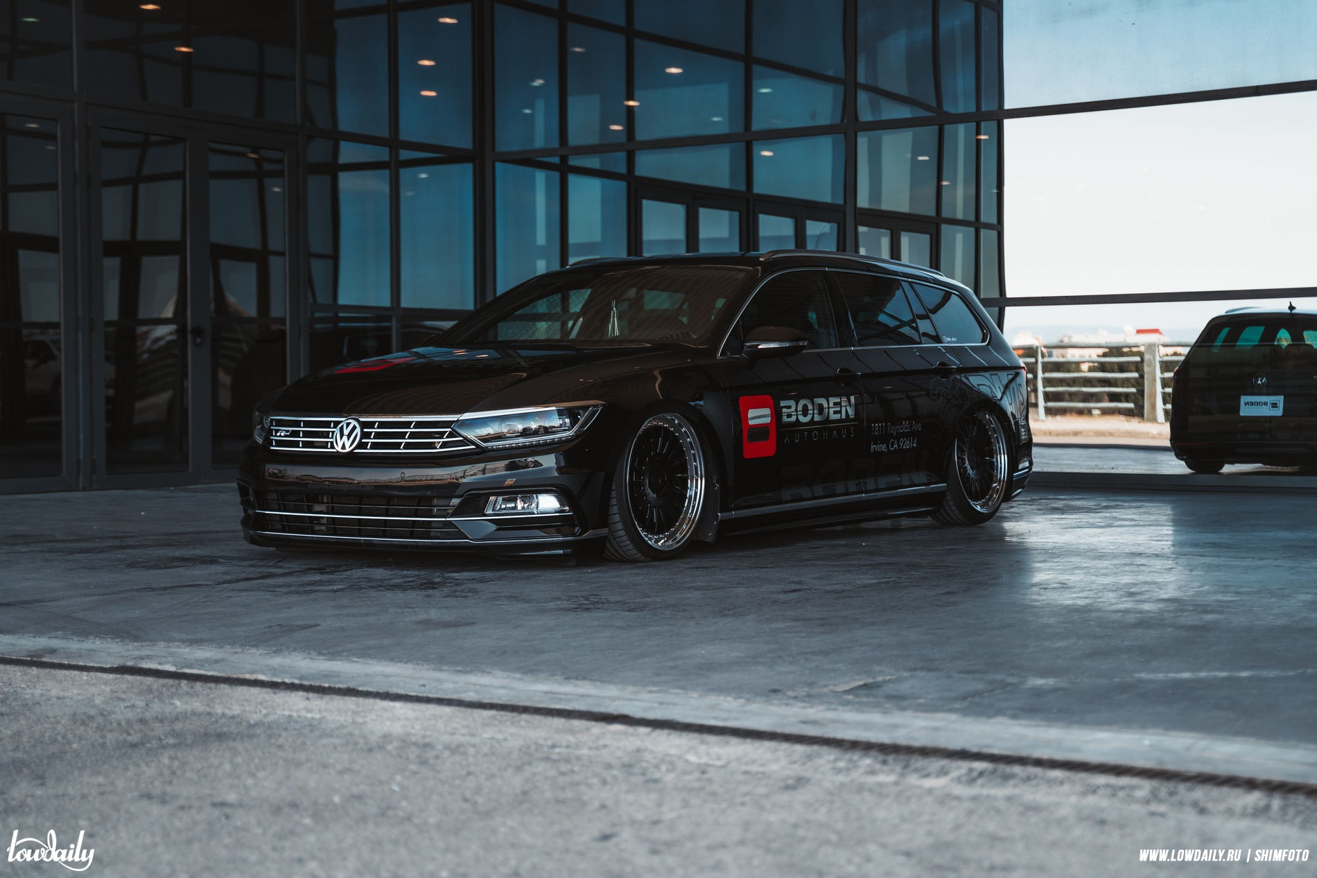 DSC02802 Volkswagen Passat Boden Autohaus