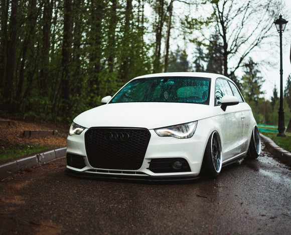 Audi A1 — Bagged